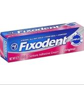 【彤彤小舖】代購 美國品牌 Fixodent 活動假牙黏著劑 68g 一般無味/ 原味 美國原廠