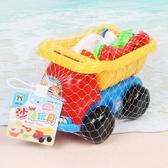 現貨-兒童卡通沙灘車玩具 小孩玩沙戲水玩具 玩沙沙灘車【D025】『蕾漫家』