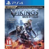 PS4 維京戰記傳奇 米德加爾特之狼 特別版 (類似暗黑破壞神3) -中文英文版- Vikings Wolves of Midgard
