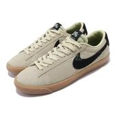 Nike 滑板鞋 SB Zoom Blazer Low GT 綠 黑 男鞋 麂皮鞋面 低筒 運動鞋【PUMP306】 704939-303