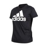 ADIDAS 女短袖圓領T恤(亞規 休閒上衣 慢跑 路跑 愛迪達≡體院≡ FT3078