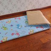 店長推薦全棉可拆洗折疊午睡墊子幼兒園單人宿舍地鋪兒童學生辦公午休床墊