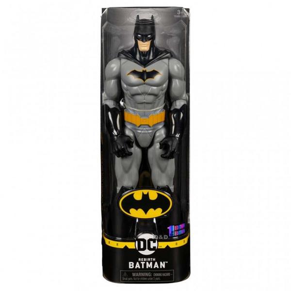《 DC Universe 》BATMAN蝙蝠俠-12吋可動人偶 - 經典款(灰蝙蝠俠) / JOYBUS玩具百貨
