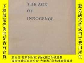 二手書博民逛書店The罕見Age of Innocence(英文版)Y7353 Edith Wharton PENGUIN B