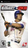PSP Major League Baseball 2K8 職棒大聯盟 2K8(美版代購)