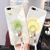 玻璃蘋果7plus手機殼i8plus套情侶硅膠iphone7八潮牌七7p女款清新【快速出貨限時八折】