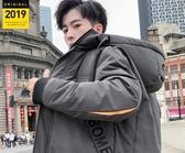 年新款棉衣男冬季外套流韓版冬裝衣服棉襖短款工裝羽絨棉服