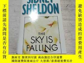 二手書博民逛書店THE罕見SKYIS FALLING:天空在下降(外文)Y212