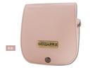 FUJIFILM instax mini 25 拍立得 專用 皮質 皮套 相機包 粉色