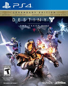 PS4 Destiny The Taken King Legendary Edition 天命:復仇之王(美版代購)