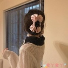 髮夾人間香公主蝴蝶結發夾后腦勺韓國網紅頭飾發卡少女百搭外出發抓夾 愛丫 新品