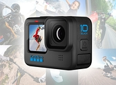 【震博】GoPro HERO 10 Black 全方位攝影機(公司貨) 全新上市!!!