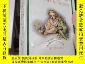 二手書博民逛書店Beyond罕見the Looking Glass fairy tale &fantasy (英文原版)Y26