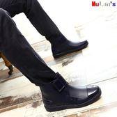 防水雨鞋 水鞋 雨鞋 膠鞋 低幫水靴 雨靴 短筒防水鞋