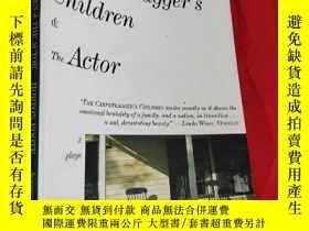 二手書博民逛書店The罕見Carpetbagger s Children & The Actor (大32開) 【詳見圖】Y5