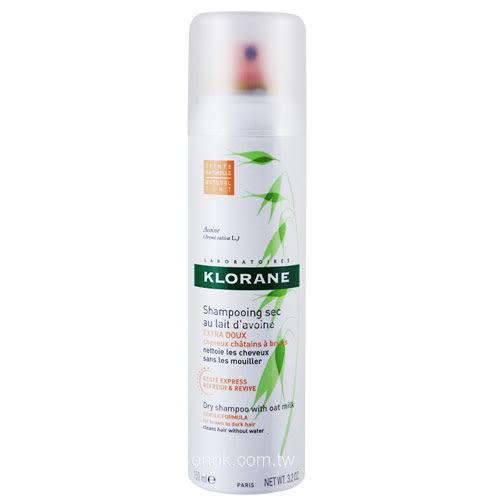 KLORANE蔻蘿蘭 控油蓬鬆乾洗髮噴霧150ml