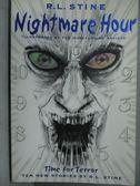 【書寶二手書T4/原文小說_LDI】Nightmare Hour_R.L.Stine