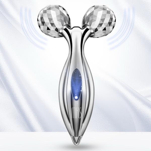 MKS美克斯3D滾輪按摩緊致V臉美容儀(NV8510)