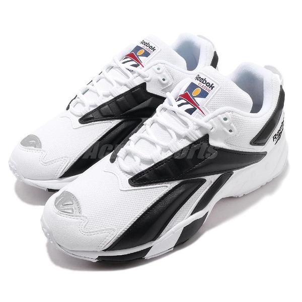 Reebok 休閒鞋 INTV 96 白 黑 Zico 男鞋 女鞋 復古慢跑鞋 老爹鞋 【ACS】 FV5478