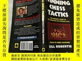 二手書博民逛書店Winning罕見Chess Tactics 贏得國際象棋戰術Y