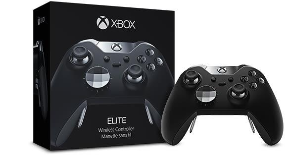[哈GAME族]免運費 可刷卡●完美觸感●微軟 XBOX ONE 菁英無線控制器 盒裝原廠公司貨 Elite controller