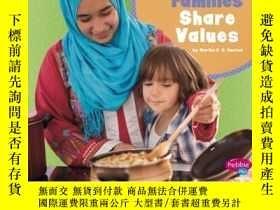 二手書博民逛書店Families罕見Share ValuesY346464 Ma