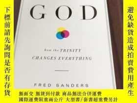 二手書博民逛書店THE罕見DEEP THINGS OF GOD(平裝庫存)Y6318 TRINITY CHANGES EVER