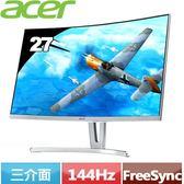 ACER ED273 A 27型VA曲面電競液晶螢幕