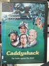 挖寶二手片-D29-正版DVD-電影【瘋狂高爾夫】-比爾墨瑞 菜維菜斯(直購價) 海報是影印