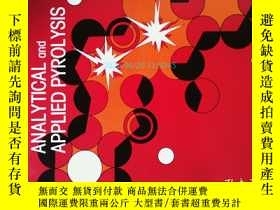 二手書博民逛書店JOURNAL罕見OF ANALYTICAL AND APPLIED PYROLYSIS JAAP 01 2017
