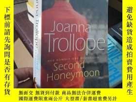 二手書博民逛書店Second罕見Honeymoon 二度蜜月Y15389