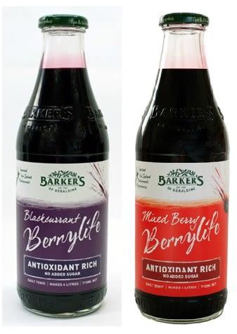 綠邦 巴可斯 黑醋栗綜合果汁/綜合莓果果汁 紐西蘭進口 710ml/瓶