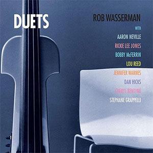 【停看聽音響唱片】【黑膠LP】Rob Wasserman Duets