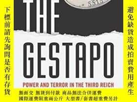 二手書博民逛書店The罕見Gestapo: Power And Terror I