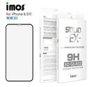 imos 3D曲面9H強化玻璃保護貼 for iPhone Xs Max [分期零利率]