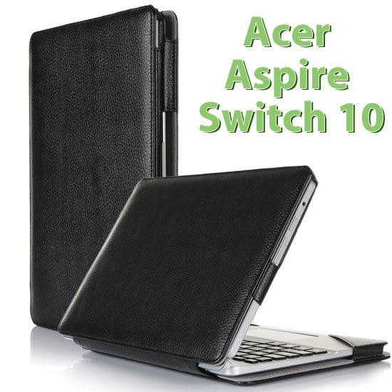 【全機+基座保護套】宏碁 Acer Aspire Switch 10 二合一平板筆電 帶鍵盤保護套(型號SW5-011-1233)~出清特惠