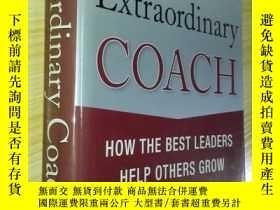 二手書博民逛書店The罕見Extraordinary Coach: How th
