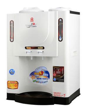 晶工牌 10.4公升溫熱全自動開飲機【JD-3601】