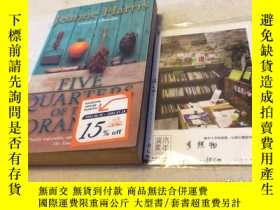 二手書博民逛書店英文原版罕見Five quarters of THE orang