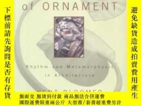 二手書博民逛書店The罕見Nature Of Ornament: Rhythm