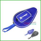 雙層桌球拍袋(附球袋款)(桌拍套/置球袋/桌拍袋/乒乓球拍保護套)
