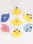 嬰兒帽子遮陽帽春夏薄款男童女童沙灘防曬兒童帽子夏季寶寶漁夫帽