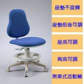 《C&B》資優家學童安全椅-藍色