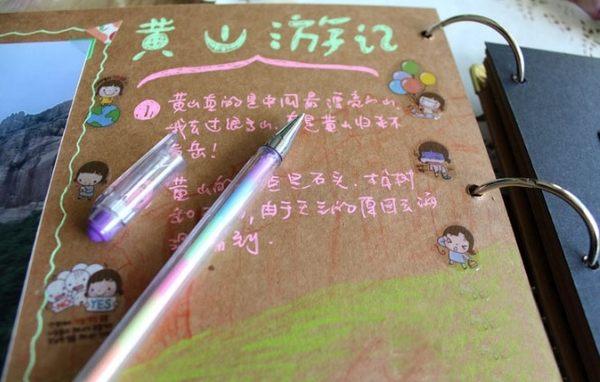 [協貿國際] 日韓文具6色合一變色水彩筆 (10個價)