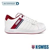 K-SWISS Lundahl WP防水時尚運動鞋-女-白/紅/藍