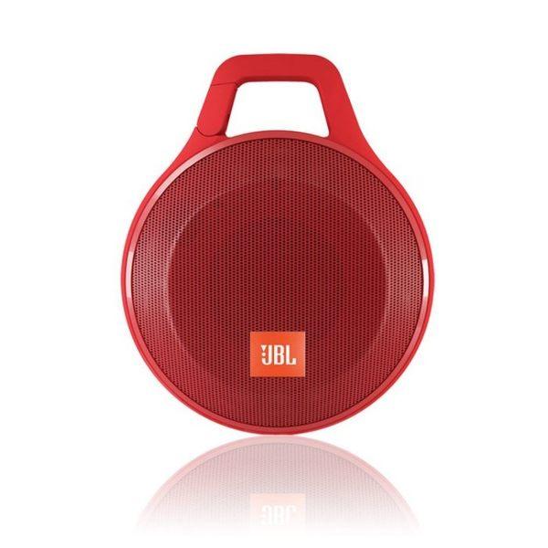 【台中平價鋪】全新精品 JBL CLIP+ 攜帶式-紅  無線藍牙喇叭 防水 掛勾設計 英大公司貨