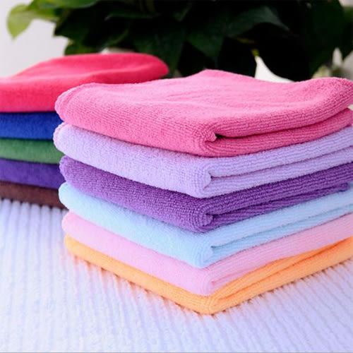 多功能用途超細纖維強力吸水毛巾(30*30cm賣場)
