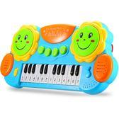 兒童電子琴拍拍鼓寶寶早教啟蒙音樂