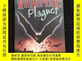 二手書博民逛書店英文原版罕見vampire plagues1:londonY25