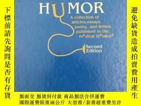 二手書博民逛書店The罕見Best of Medical Humor: A Co